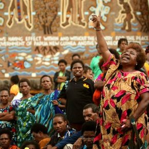 Griffith Review: Women & Power Essay – Taim Bilong OlMeri?