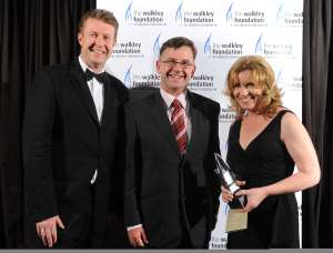 Presentation for Walkley Awards