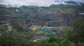 Canadian Mounties probe Bougainvilleminers