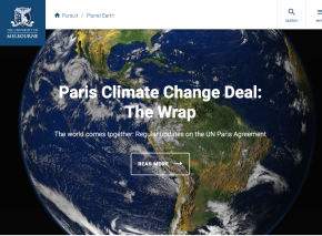 Paris COP21 Climate Summit: Planet Earth Blog