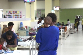 The Guardian: Child malnutrition crisis inPNG