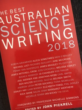 UNSW Bragg Prize for Science Writing