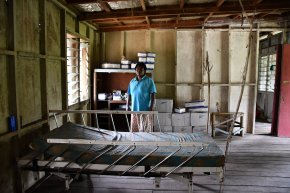 Epidemic of corruption causing health emergency across PNG: New YorkTimes
