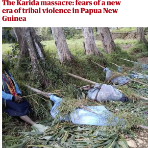 Slaughter in the village: A closer look at recent killings in Hela, PNG